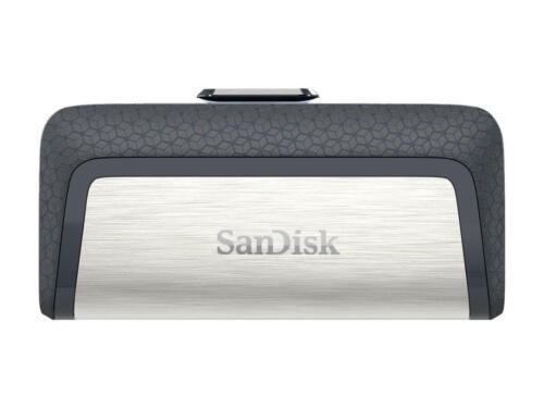 Speed Up to 130MB//s SDDDC SanDisk 16GB Ultra Dual Drive USB Type-C Flash Drive