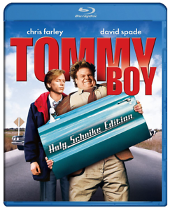 Tommy-Boy-Blu-ray-NEW-Chris-Farley-David-Spade-Brian-Dennehy
