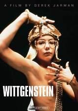 WITTGENSTEIN Movie POSTER 27x40 B Karl Johnson Michael Gough Tilda Swinton John