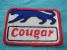 "Vintage Ford Mercury Cougar XR7 Patch  3 "" X 2"""