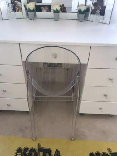 Perspex Victoria Ghost Design Stark Chair