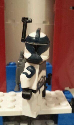 Lego Star Wars Commander Wolffe with Jetpack Custom Figure