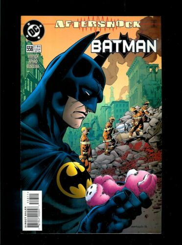 DC, VF // NM Batman # 558 Unlimited Flat Rate Combined Shipping!