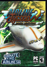 Airline Tycoon 2 - GOLD EDITION - NEW!!!  #355