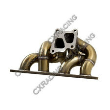 CXRacing 11 Gauge Manifold For Lancer EVO VII VIII IX 7 8 9 4G63 Evolution TD05