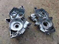 Honda CR125 CR125R Engine Crankcase Cases Right Left Case 1993 1994 1995