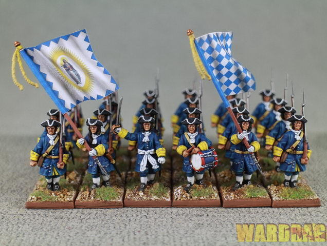 Spanish Succession 1701-1714 Marlbgoldugh's Wars  Infantry of the Sun King r70