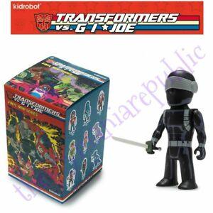 Kidrobot Transformers Vs G.I Joe Vinyl Figure Keychain Series Megatron 2//24