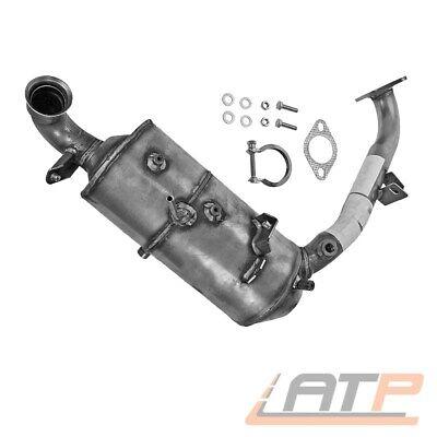 DPF Dieselpartikelfilter Partikelfilter Ford Focus II C-Max Mazda 3 Volvo S40 II
