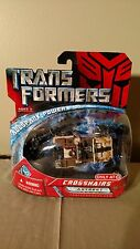 Transformers Movie 2007 Scout Class Crosshairs Target Exclusive MISB