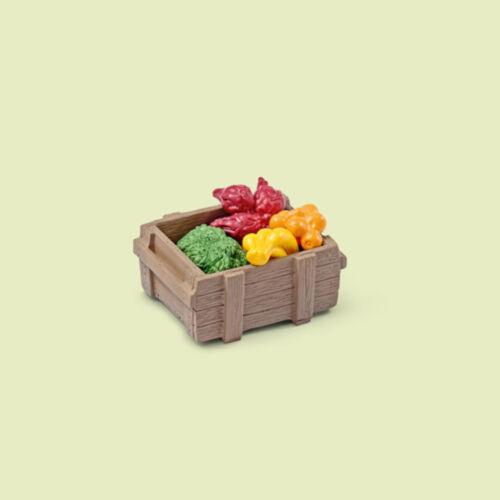 """Schleich-Accessoires-Neuf dans neuf dans sa boîte-Comme neuf dans boîte!!! /""""aliments Set/"""" 42253"""