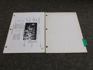 1983 1984 1985 mercedes benz 380sl 380slc electrical wiring diagrams 1974 Mercedes-Benz Wiring Diagrams