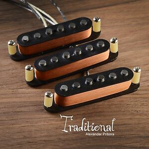 Scatter-wound-pickups-fit-Fender-Stratocaster-Traditional-hand-made-set