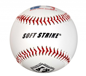 Franklin-Teeball-Syntex-solid-rubber-Bulk-Ball-Ballsport-Baseballbaelle