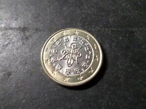 PORTUGAL-PIECE-de-1-EURO-2003-TTB-VF-COIN
