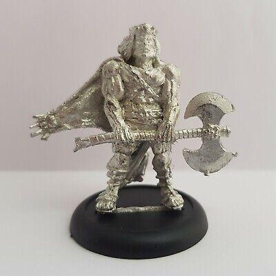 Apprensivo Proxy Warhammer Barbari Re Per Ad&d & Cittadella Games Ltd Ed-mostra Il Titolo Originale