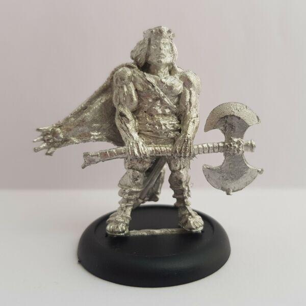 Indipendente Proxy Warhammer Barbari Re Per Ad&d & Cittadella Games Ltd Ed