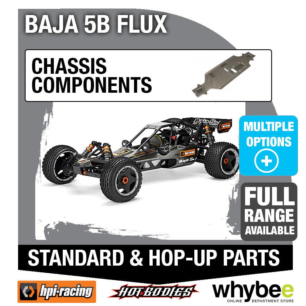 Hpi baja 5b flux [fahrwerkkomponenten] echte hpi - r   c - teile.