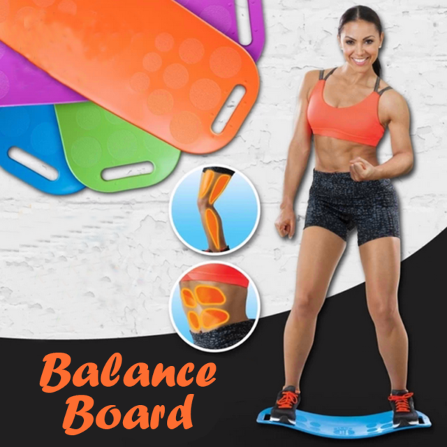 NEW Twist Simply Balance Board Sport Yoga Gym Fitness Workout Board Trainer