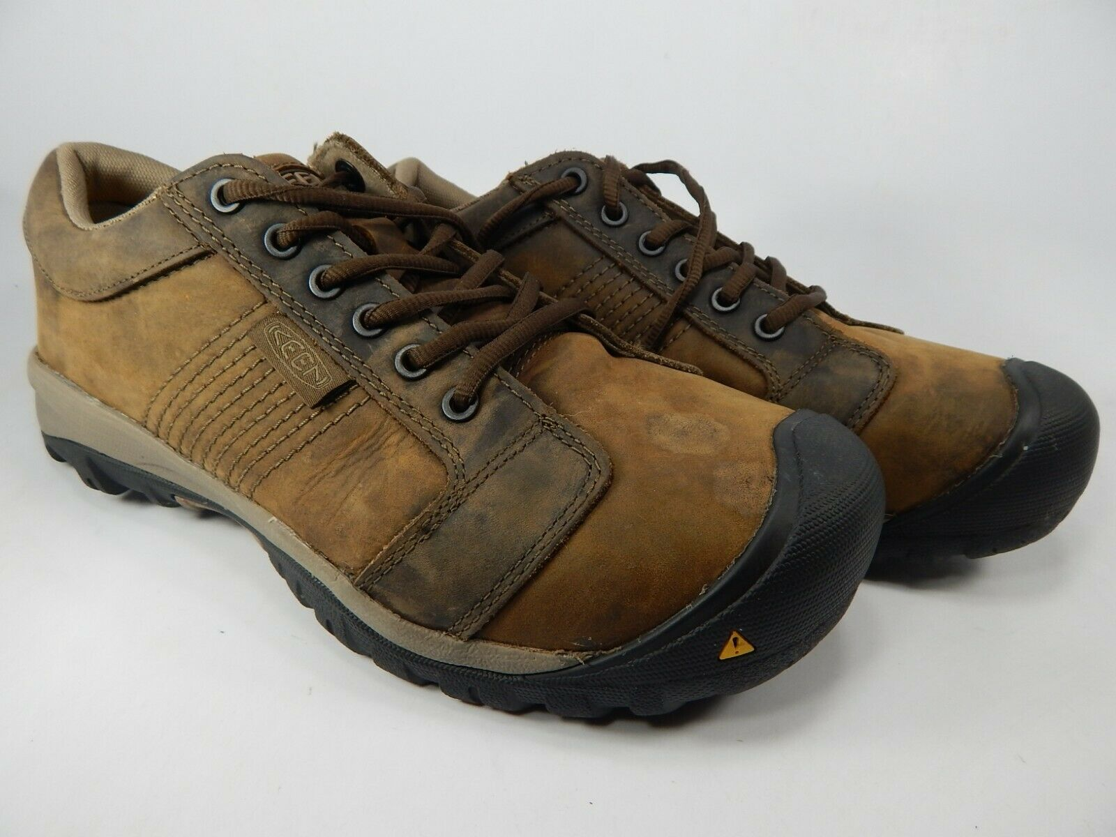 Keen La Conner ESD Dimensione 8.5 M (D) (D) (D) EU 41 Uomo WP Aluminum Toe Work scarpe 1017824 0b013c