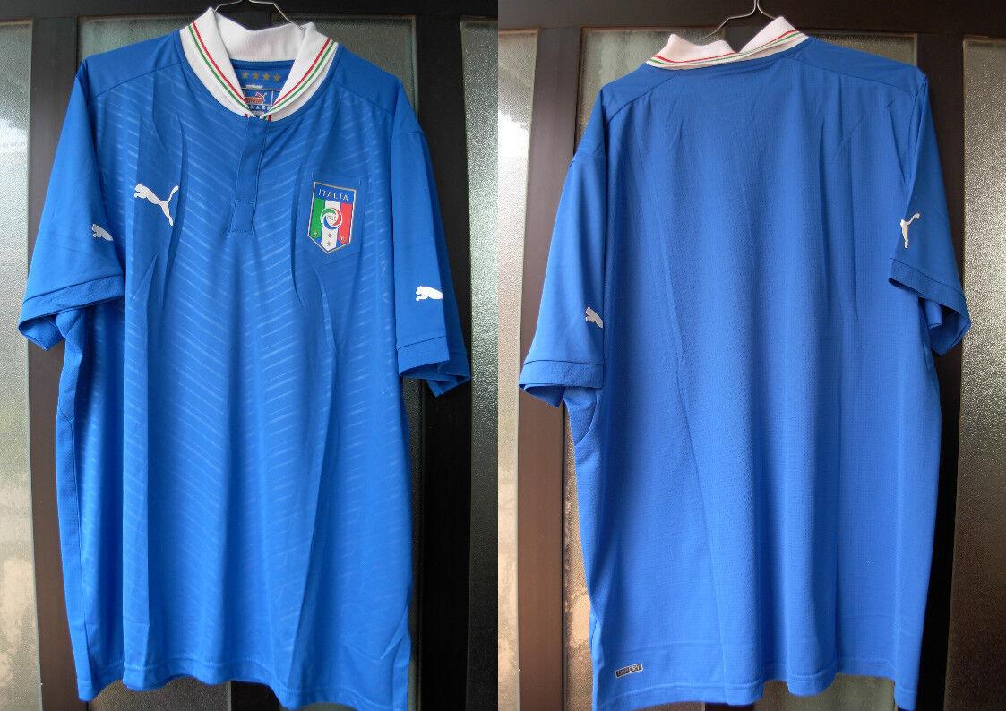 Maglia shirt italia nazionale italiana puma nr Talla XXL nuova versione gara