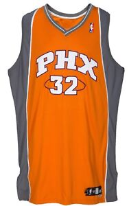 timeless design 34420 dbbcd Details about 2008-09 Shaquille O'Neal Game Worn Orange Phoenix Suns Jersey  COA Rare!!