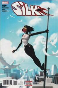 Silk-19-Marvel-Comics-THOMPSON-COVER-A-1ST-PRINT