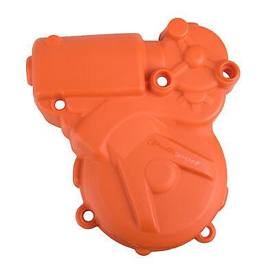 Polisport Ignition Cover Protection KTM Orange for KTM 350 XCF-W 2012-2016
