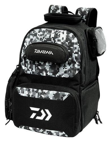 Portable Fishing Tackle Storage System Daiwa D-Vec Tactical Tackle Backpack