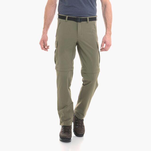 Schöffel Pants Koper W Outdoorhose Trekkinghose Freizeithose Wanderhose