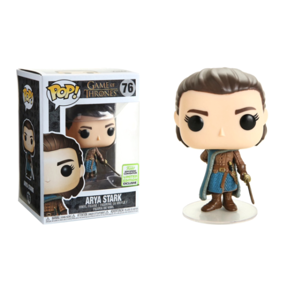 Game of Thrones Juego de tronos// Funko Pop Arya Stark 79