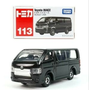 Tomica Toyota Hiace Scale 1:64 diecast SEALED