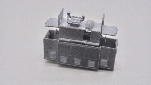 Art.-Nr 30201 H0e Diesel-elektrische Lokomotive PKB V1 ohne Chassis