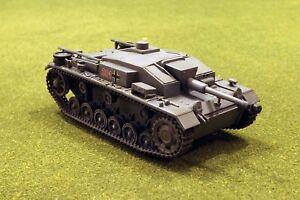 WWII-German-StuG-III-039-Red-201-039-1-72-Scale-Model