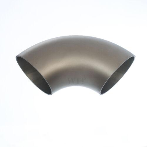 70mm Coude Acier Inoxydable de soudure arc 90 ° Arc va Mat