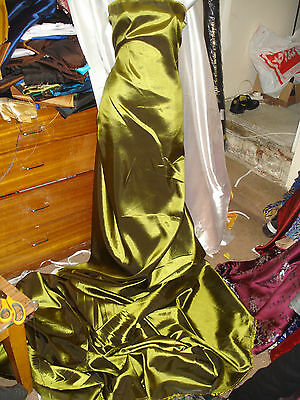 """1M   TAFFETA  FABRIC 58"""" WIDE choose your colour from the drop down"""