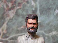 HEAD ONLY Marvel Legends Custom painted Old man Logan