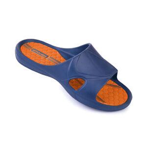 Ucla Mens flip flops sandals beach shoe size uk mens 11 red new tags large