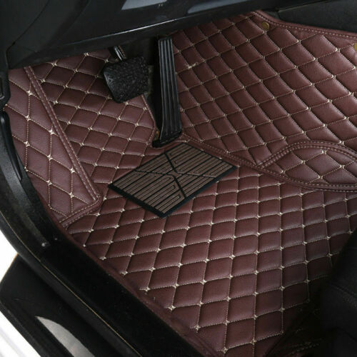 For BMW i8 Car Floor Mats Luxur Custom FloorLiner Carpet Pads Auto Mat 2014-2019