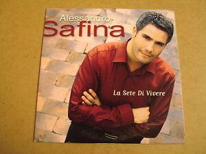 CD-SINGLE-ALESSANDRO-SAFINA-LA-SETE-DI-VIVERE