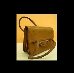 GOLDPFEIL-Handbag-Leather-Evening-Bag-Bison-Thick-Leather-indestructible-High-Quality