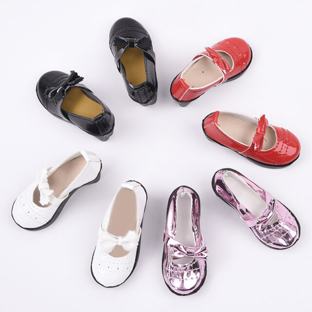 1 Pair Doll Shoes For 13 SD Girl BJD Dollfie Toy Gift Fashion Multicolors&