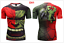 Superhero-Superman-Marvel-3D-Print-GYM-T-shirt-Men-Fitness-Tee-Compression-Tops thumbnail 4