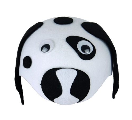 Costume Accessory Fancy Dress Up World Book Day Animal Childs Dog Hat