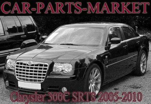 Droit Côté Conducteur Plat Aile Miroir De Verre Pour Chrysler 300 C 2004-10 Chauffé