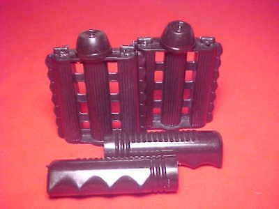 """Vintage Black 3//8/"""" Tricycle Pedals /& Grips Elgin Colson Murray Huffy Amf nos"""