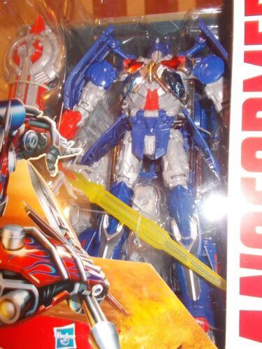Transformers Figurine Film Age de l'extinction Leader Optimus Prime 12 pouces 653569912514