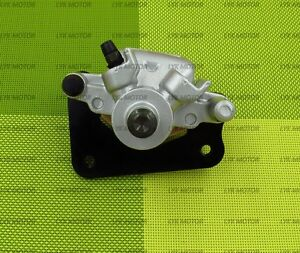 Front and Rear Brake Caliper W//Pads for Yаmаha Kodiak 400 YFM400 4X4 2X4 2000-02