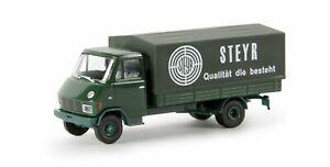 Brekina-37713-Steyr-590-pp-Steyr-escala-1-87-nueva-de-fabrica