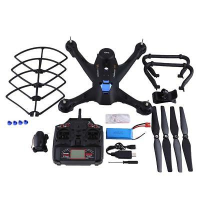 X183 GPS Global 2.4G/5.8G WiFi FPV 1080P Camera Brushless Quadcopter VR Drone